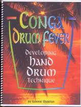 Conga Drum Technique and Rhythm Book